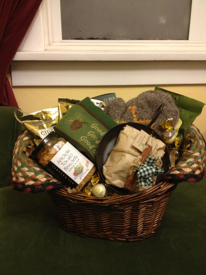 What\'s in the Basket? Baskets are Made to Order, Please Give